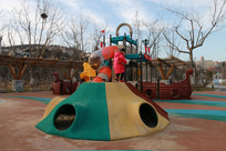 儿童游乐场图片