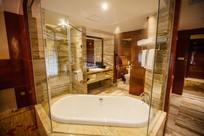 酒店浴室卫生间