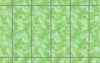绿色石材拼墙