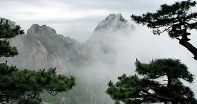 安徽五岳黄山风光