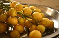 黄皮水果图片