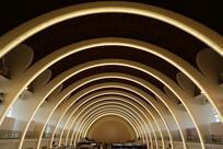 上海展览中心室内