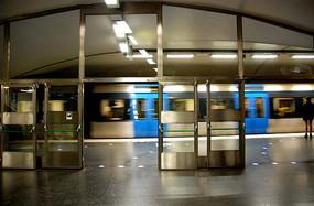 斯德哥尔摩地铁车站