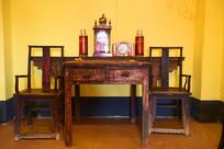 八仙桌古家具
