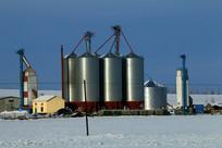 国家粮食储备库