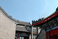 孔子学堂古建筑图片