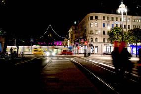斯德哥尔摩街景