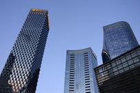 玻璃幕高层建筑