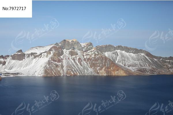 长白山天池白头峰图片