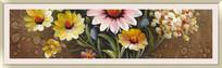 高雅装饰画 花卉油画