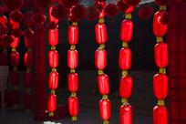 串串红灯笼