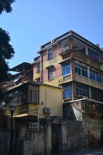 鼓浪屿的老房子