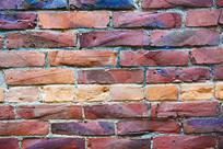 红砖墙壁纹理