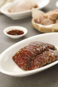 老北京黑猪香肠