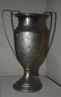 民国运动会铜奖杯