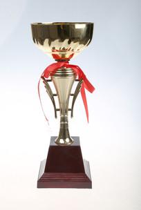 一个冠军奖杯