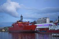 澳大利亚科考船