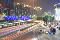 城市中马路