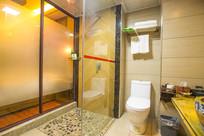 精简卫生间浴室