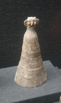 三国蜀汉时期文物人俑