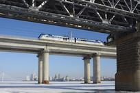 松花江铁路桥