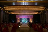 灯炮婚礼舞台