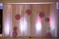 花朵婚礼布置