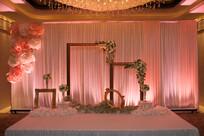 婚礼背景设计