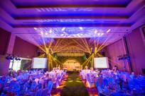 婚礼舞台灯光设计