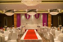 婚礼舞台装饰