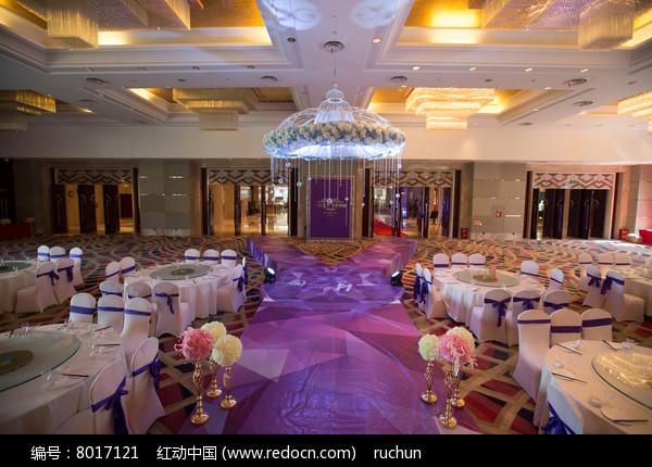 婚庆舞台照明布置图片