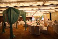 结婚宴席布置