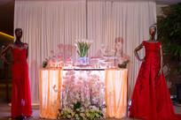 模特婚礼布置