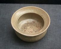 三国文物青瓷盂