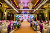 新婚舞台场景