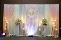 新婚舞台设计