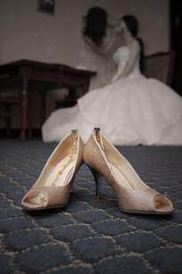 新娘的水晶鞋