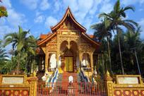总佛寺泰王国皇家捐建佛堂
