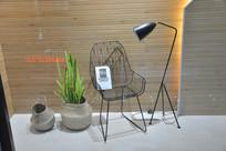创意的灯具和椅子