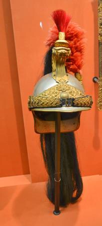 法国龙骑兵头盔
