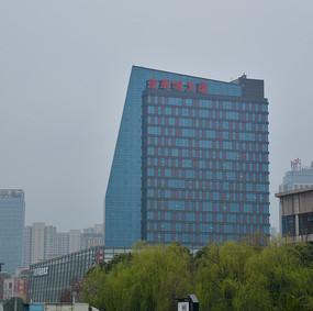 海宁皮革城大厦