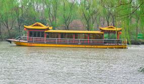 南湖龙舟游船