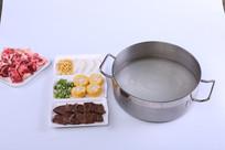 清汤火锅食材