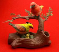 玩具小鸟图片