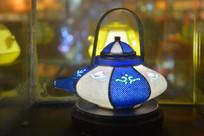 矮茶壶彩灯模型