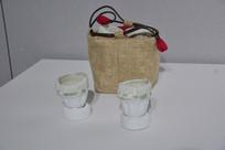 国外陶瓷作品塔索陶瓷套装