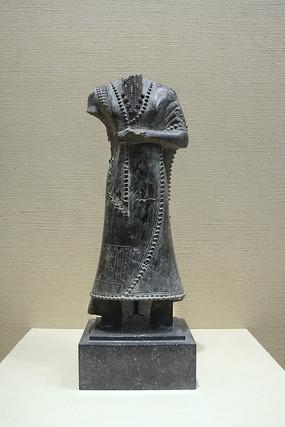 古叙利亚女神像