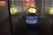 刻字茶壶彩灯模型