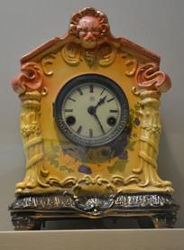 文物西洋钟