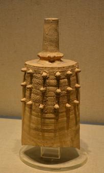 文物战国原始瓷甬钟